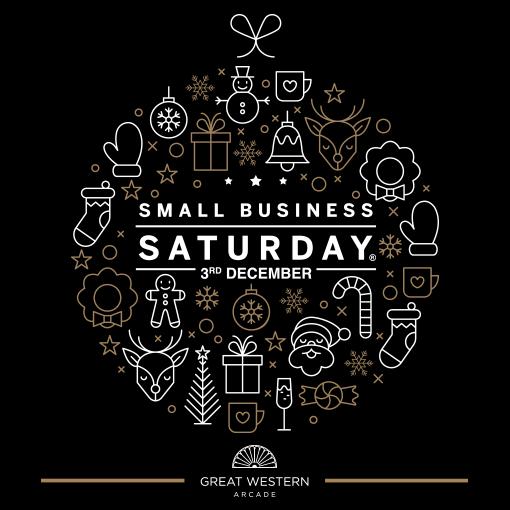 Small Business Saturday at GWA